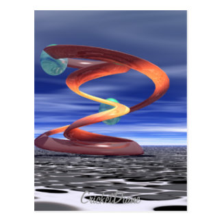 :Light Wave 5: Designer Products by CricketDiane Postcard