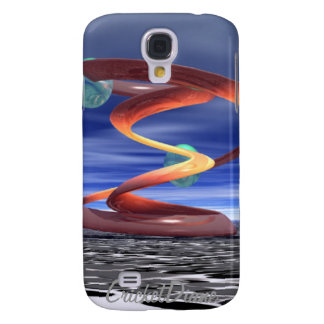 :Light Wave 5: Designer Products by CricketDiane Samsung Galaxy S4 Cover