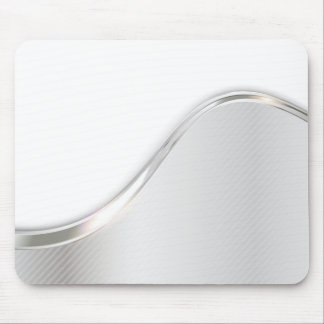Light Wave Abstract Mouse Pad