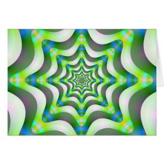 Light Waves Card