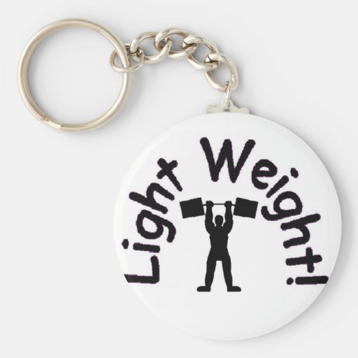 light weight products keychains