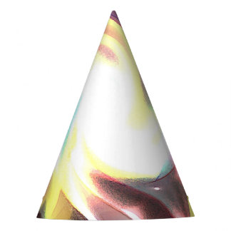 Light Whirl party hat