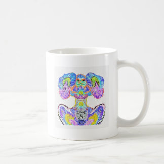 Light Within : Power Meditation by Naveen Joshi Classic White Coffee Mug