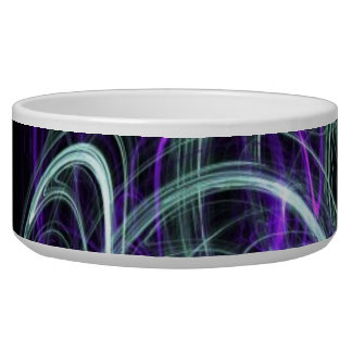 Light Within - Violet & Indigo Swirls Bowl
