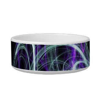 Light Within - Violet & Indigo Swirls Bowl