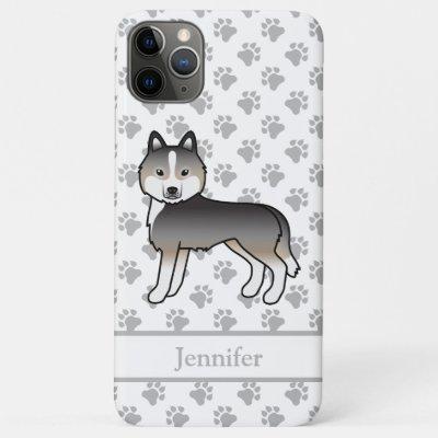 26+ Siberian Husky Cartoon Images Images
