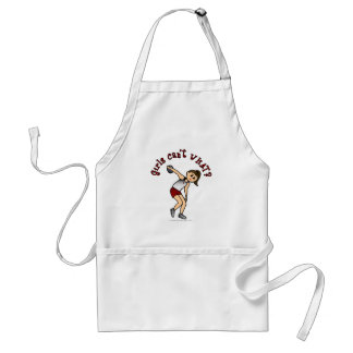 Light Womens Discus Adult Apron