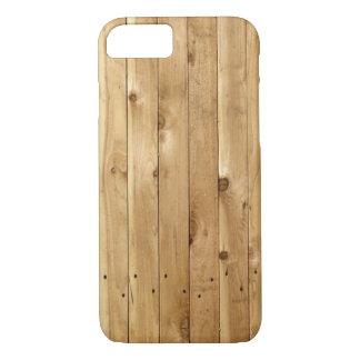 LIGHT WOOD FENCE iPhone 8/7 CASE