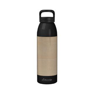 Light Wood Texture Drinking Bottles