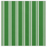 [ Thumbnail: Light Yellow and Dark Green Colored Pattern Fabric ]