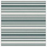 [ Thumbnail: Light Yellow and Dark Slate Gray Colored Pattern Fabric ]