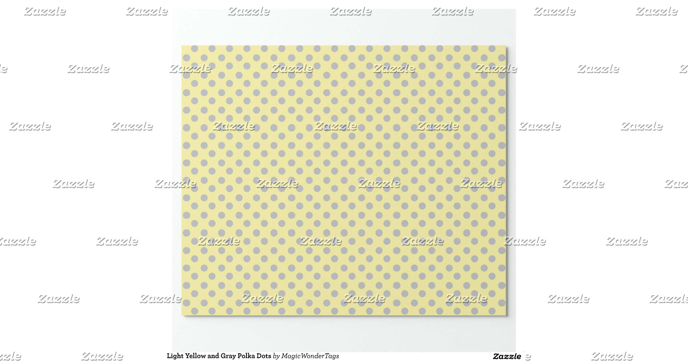 light yellow and gray polka dots wrapping paper    Yellow And Gray Polka Dots