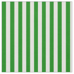 [ Thumbnail: Light Yellow and Green Lined/Striped Pattern Fabric ]