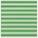 [ Thumbnail: Light Yellow and Green Lines Fabric ]