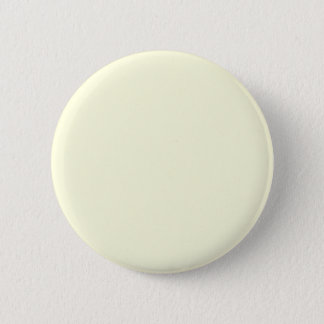 Light Yellow Classy Colored Pinback Button