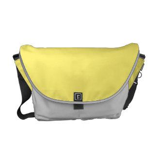 Light Yellow Messenger Bags