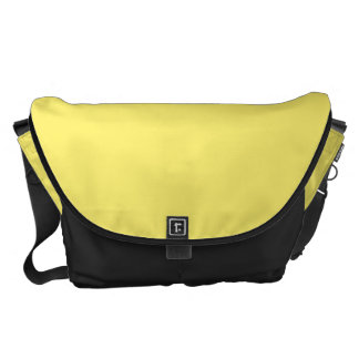 Light Yellow Courier Bag