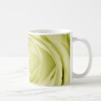 Light Yellow Save the Date Coffee Mug