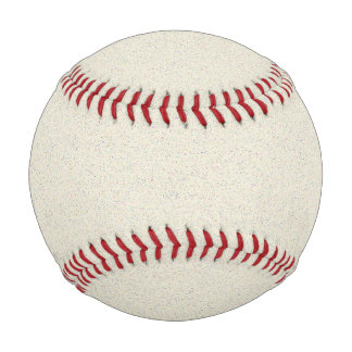 Light Yellow Star Dust Baseball