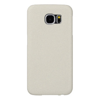 Light Yellow Star Dust Samsung Galaxy S6 Case