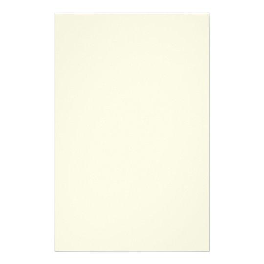 Light Yellow Stationery