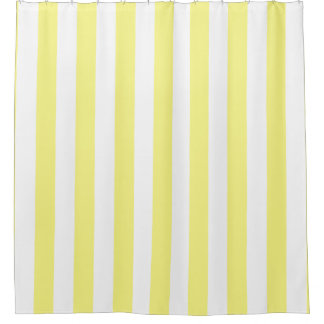 Light Yellow Shower Curtains | Zazzle