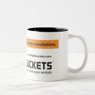"LightBuckets ""Revolution"" Mug"
