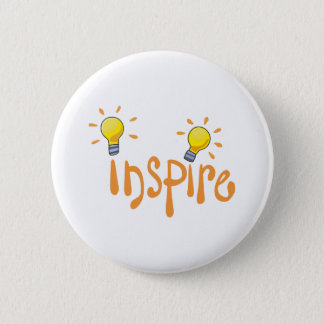 LIGHTBULB INSPIRE BUTTON