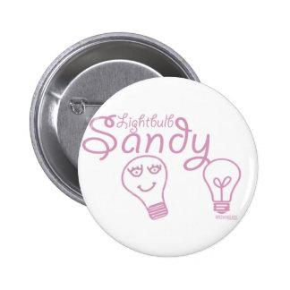 Lightbulb Sandy Pins