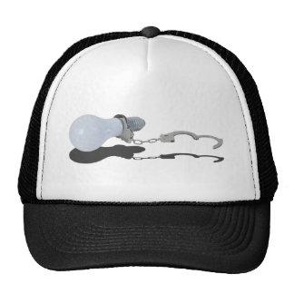 LightBulbHandcuffs083114 copy.png Trucker Hat