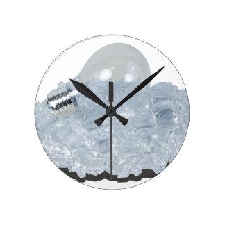 LightBulbIceCu bes083114 copy.png Round Clock