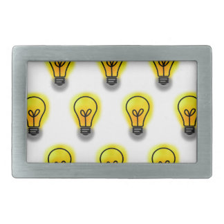 Lightbulbs Belt Buckle