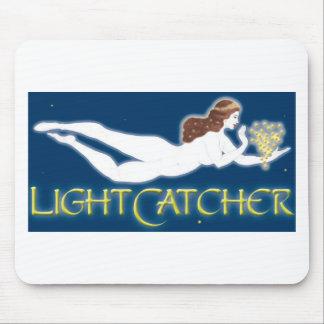 LightCatcher White Goddess Mouse Pad