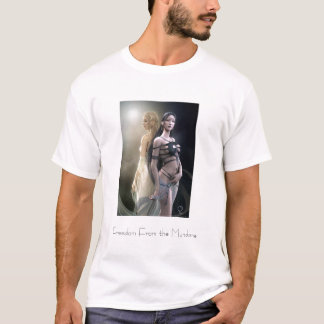 lightdarkgoddess, Freedom From the Mundane T-Shirt