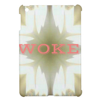 "Lighted Candles ""Woke"" Understanding Issues iPad Mini Cases"