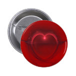 Lighted Heart Pins