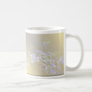 Lighted Rosebuds Coffee Mug