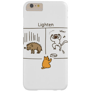 Lighten (color) barely there iPhone 6 plus case