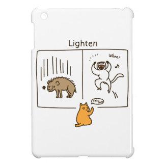 Lighten (color) iPad mini covers