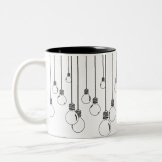 Lighten Things Up! Two-Tone Coffee Mug