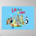 Lighten Up Poster