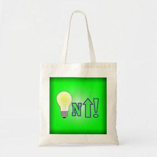 Lighten Up! Tote Bag