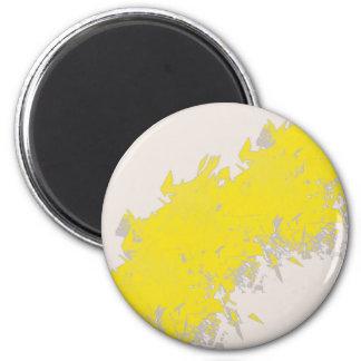 lightening 2 inch round magnet