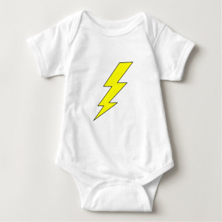 LIGHTENING BOLT BABY BODYSUIT
