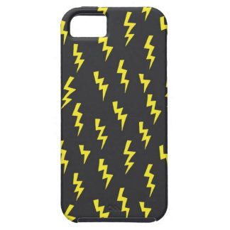 Lightening Bolts iPhone 5 Cover