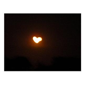 lightening heart postcard