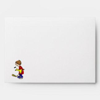 Lightening Player Envelopes