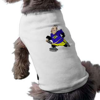 Lightening Storm Old Player Dog Clothing