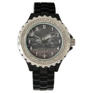 Lightening Strike Wrist Watch