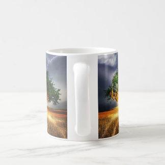 Lightening Tree Coffee Mug